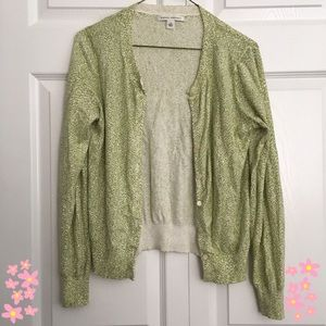 (Sold!) Banana Republic cardigan